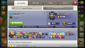 Town hall 10.5 Clash of Clans