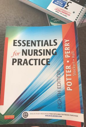 Nursing Fundamentals textbook