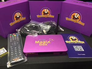 The Magix Box 3.0 stream box Magic Box Original! ( Electronics ...