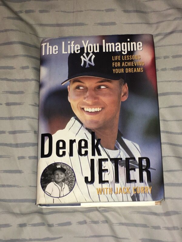 book report life you imagine derek jeter Life you imagine rare book for sale this first edition, signed by derek jeter, jack curry is available at bauman rare books.