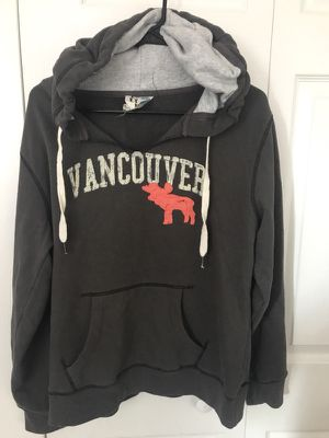 Women's blue 84 hoodie size xl