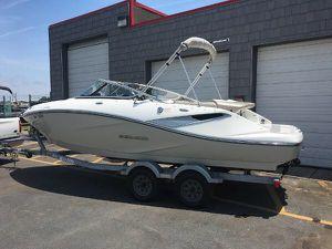 2010 SeaDoo challenger SE 210