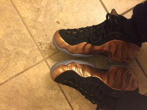 Copper foams 8 1/2