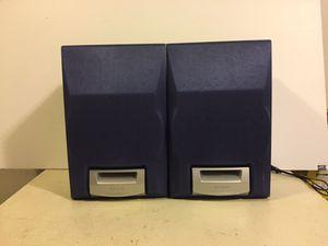 Aiwa 20 Watt Bookshelf Speakers