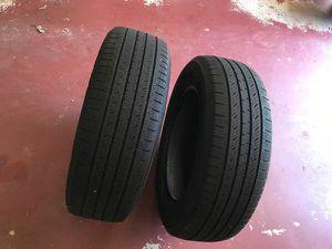 2 Toyota Rav4 Tires