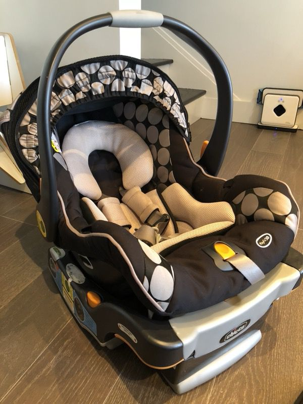 Chicco Keyfit 30 Magic Infant Car Seat and Stroller Frame (Baby ...