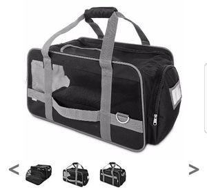 Dog traveling bag