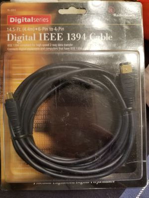 Misc cable still new and very cheap
