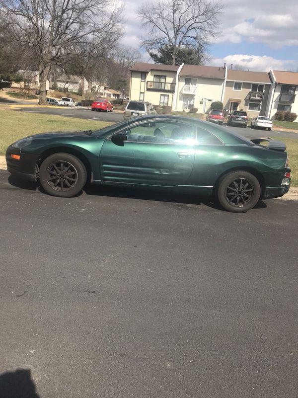 Sale Mitsubishi Eclipse gs 2001