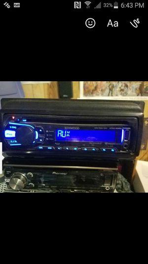 Vendo stereo usb aux kenwood