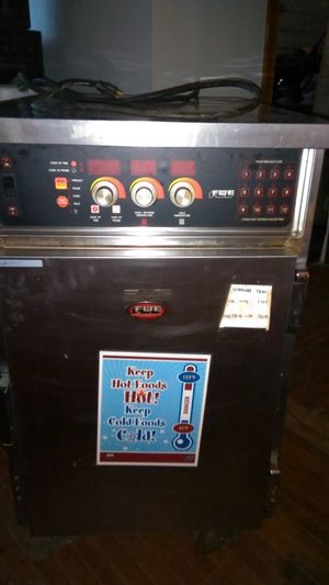 Electric oven - commercial convection