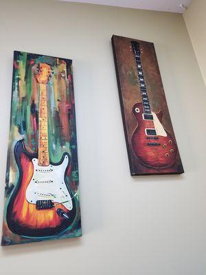 Guitar Wall Art