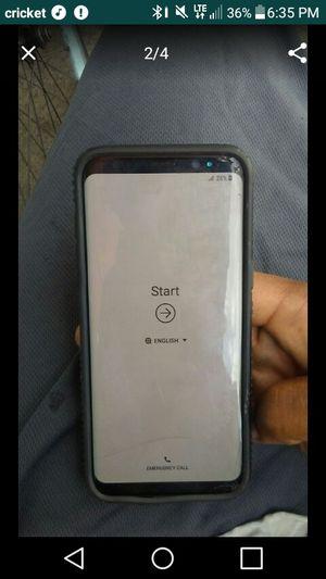S8 google locked Sprint