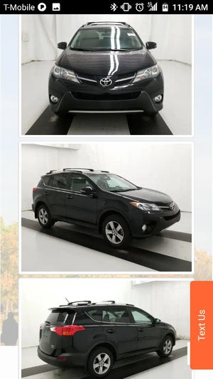 2015 Toyota RAV4 XLE AWD call 904*769*3276
