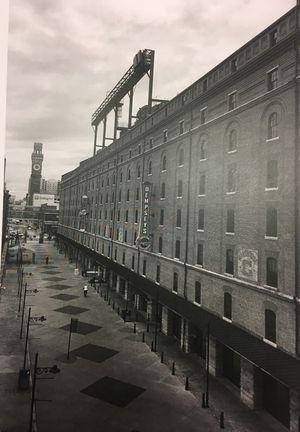 Camden Yards Warehouse Photo
