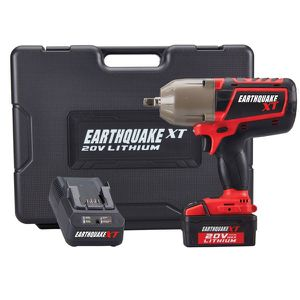 Earthquake Xt cordless wrench