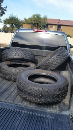 Tires 265 70 18