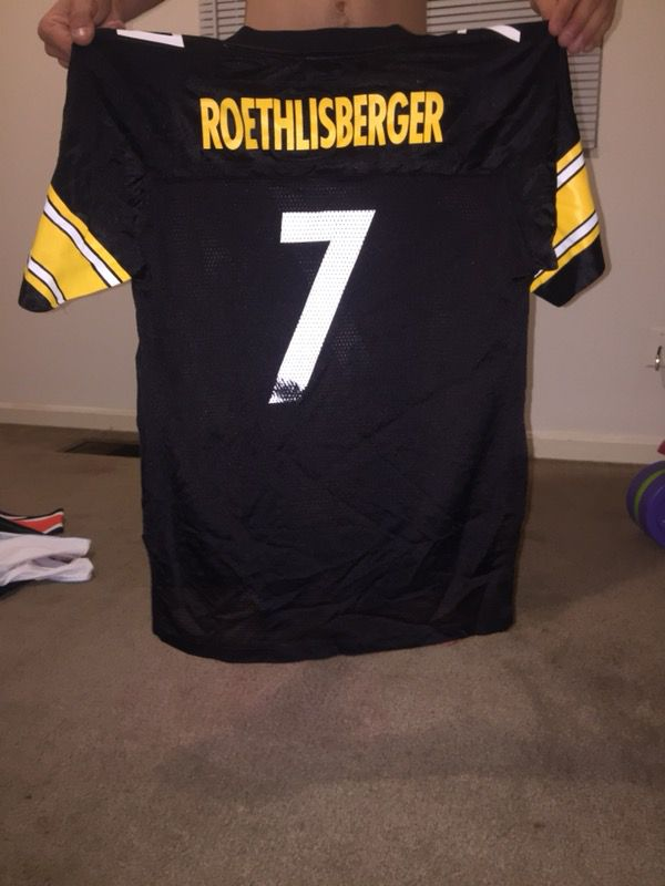 Roethlisberger jersey (Clothing   Shoes) in Frankfort f6076d960