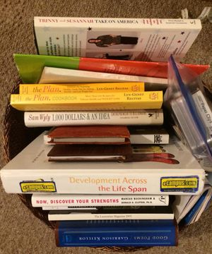 Free! Books and some stationery