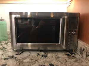 Breville Intuitive Microwave with Smart Touch