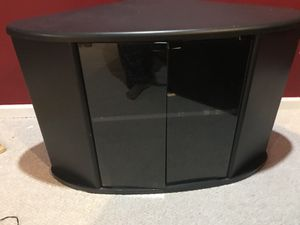 TV stand for sale $20 priced to quick sale