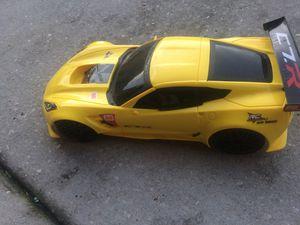 Corvette remote controlled