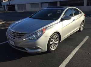 2011 Hyundai Sonata Limited 2.0 Turbo One Owner No Accident Leather Sunroof Heated Seats Power Seat Start bottom Key Entry Blue Tooth Tent Windows Lo