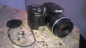 Canon sx500 IS professional