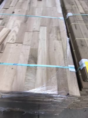 1 3/4 inch red oak wood floor
