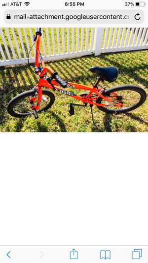 "20"" chaos thruster bmx freestyle bike"