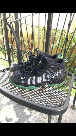 """""""Obsidian"""" Nike Foamposite Pro - Size 10"""
