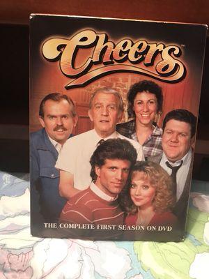 Cheers video set first season