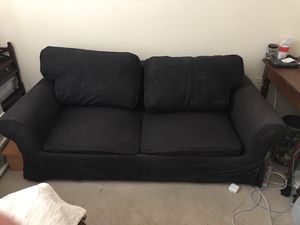Used pullout loveseat (couch)