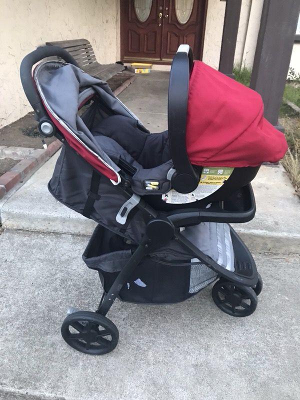 Eddie Bauer Car Seat Stroller Set