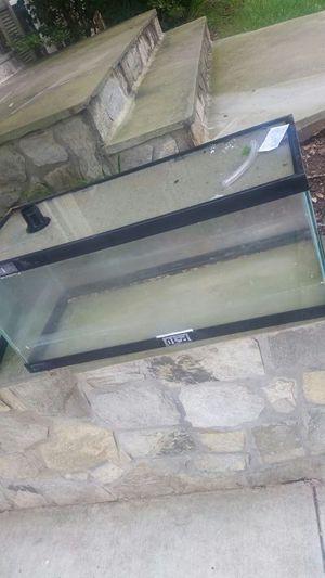 Fish tank (45.08 Gallons)