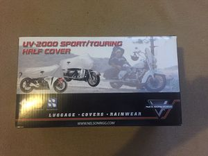 Motorcycle cover waterproof and UV