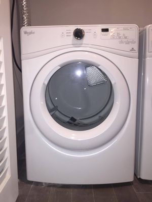 whirlpool washer and dryer brand New