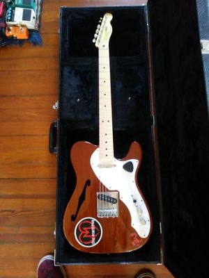 Fender Squire Thinline Telecaster