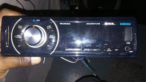 SSL Car Media deck (usb,SD card, bt,digital raidio)