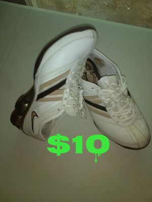 Nike men's shoe size 8
