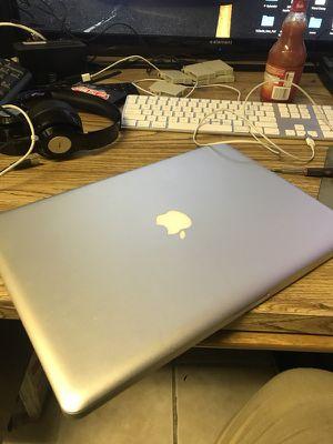 Mac Book Pro 15inch 2010
