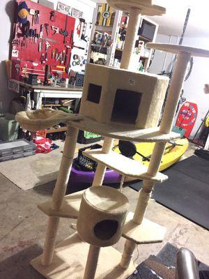 Cat tree tower castle