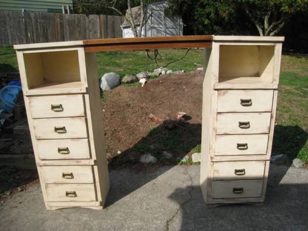 Two tall dressers furniture in edmonds wa offerup for Furniture edmonds wa