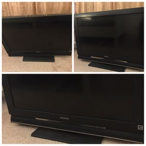 Sony LCD digital color tv 32 inches