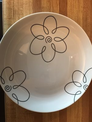 Crate & Barrel Dinner Plates and Bowls