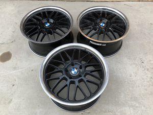 Bmw tsw wheels 18x8.5et15 5x120