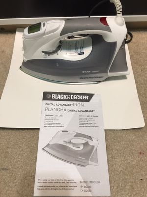 Black&Decker Iron