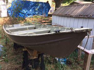 12' smoker craft aluminum boat