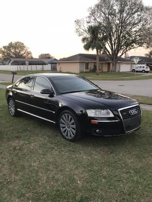 2006 Audi A8L top of the line