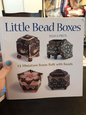 Little Bead Boxes Book
